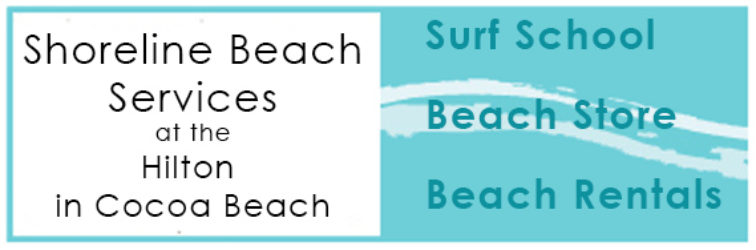 SHORELINE BEACH SERVICES AT THE HILTON COCOA BEACH OCEANFRONT